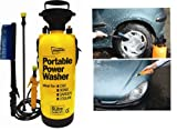 Streetwize SWPW Portable Power Pump Pressure Washer Car Jet Wash