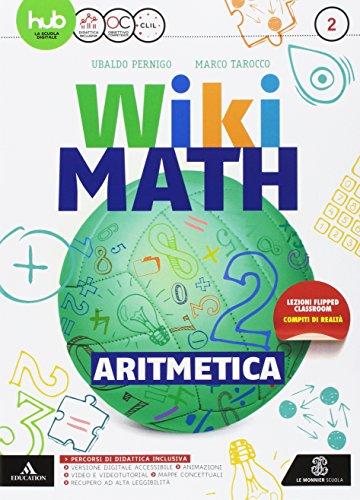 Wiki math. Aritmetica-Geometria. Per la Scuola media. Con e-book. Con espansione online: 2