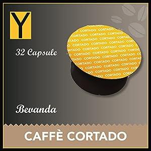 Choose 32 Compatible Capsules Nescafe Dolce Gusto – Cortado from 32 COMPATIBLE CAPSULES NESCAFE DOLCE GUSTO - CORTADO