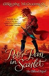 Peter Pan in Scarlet by Geraldine McCaughrean (2007-10-04)