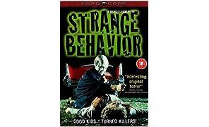 Strange Behaviour [Reino Unido] [DVD]
