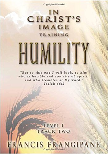 Humility In Christ S Image Training