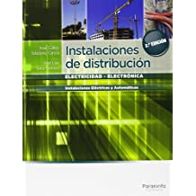Instalaciones de distribución (Electricidad Electronica)