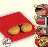 Generic Red Washable Cooker Bag Baked Po...
