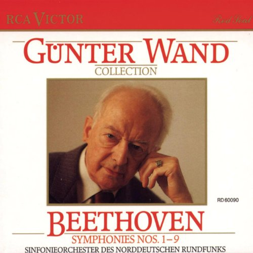 Günter Wand Collection: Beethoven Symphonies Nos. 1-9 (5 1 2 8 4 3 6 7)
