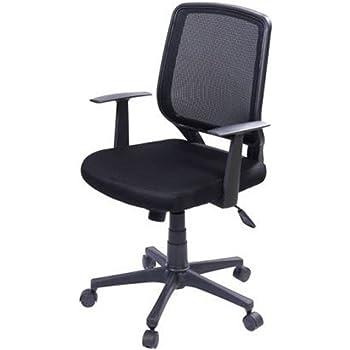 Stellar 00HT740B06 Office Chair (Black)