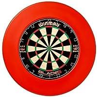 Winmau DartSurround Plain, professionellerLook, farblichsortiert