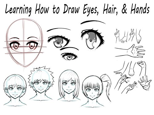 Learn How to Draw Anime Manga Characters Cover