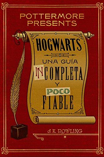 Resultado de imagen de hogwarts presents una guia incompleta
