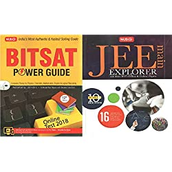 Study Materials for Engineering Entrance Bitsat & Jee Main (set of 2 Books)