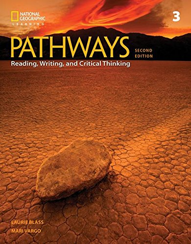 pathways reading writing and critical thinking 2 Pris: 353 kr mixed media product, 2012 skickas inom 3-6 vardagar köp pathways 2: reading, writing, and critical thinking: text with online access code av.