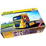 RCECHO® ITALERI Truck & Trailers Model 1/24 DAF XF 105 Scale Hobby 3842 T3842 with RCECHO® Full Version Apps Edition