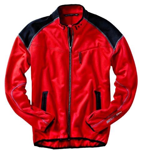 Northland Professional Herren Funktionsjacke Pro STR Tide Red/Black
