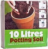 10 Litres of Potting Soil (Coco Brick)