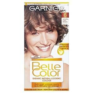 Garnier Belle Color Permanent Light Brown 6