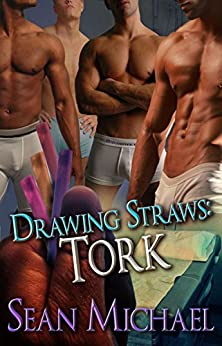 Drawing Straws: Tork (Gay BDSM Multiple Partner Romance) (Drawing Straws, Book Three) by Sean Michael (English Edition) par [Michael, Sean]