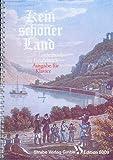 Kein schöner Land: Liederbuch im Großdruck