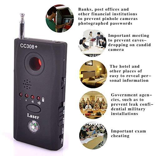 Full Range Anti - Spy Bug Detector, Mini - Funkkamera verstecktes Signal GSM Device Finder Privatsphäre schützen Sicherheit Gps-bug Detector