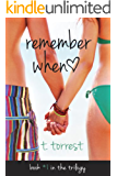 Remember When (The Remember Trilogy Book 1) (English Edition)