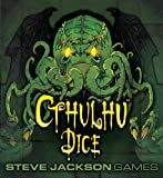 Cthulhu Dice - Colours may vary