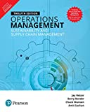 Operations Management, 12e