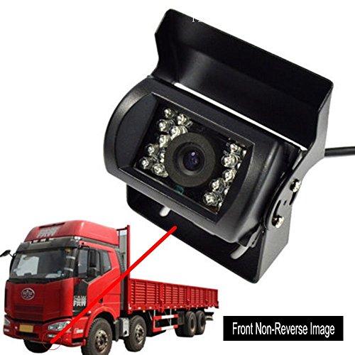 Cocar Camion Vista frontale Telecamera Impermeabile Visione Notturna Robusto Infrarossi