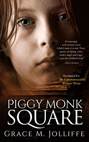 Book cover image for Piggy Monk Square: Gripping Suspense Thriller