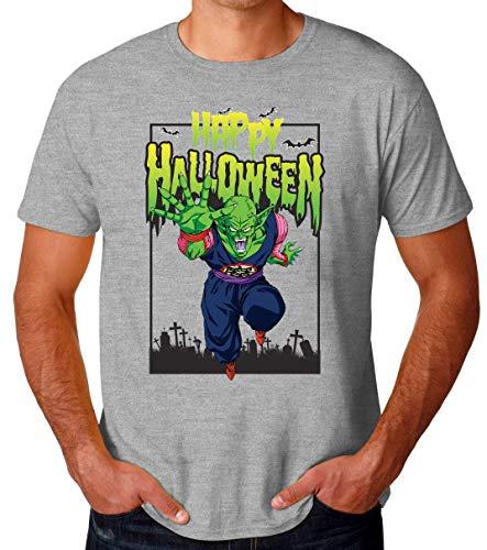 Halloween Dragon Ball DBZ Anime Männer T-Shirt XX-Large ()