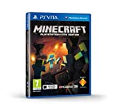 Minecraft on PlayStation Vita