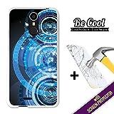 Becool® - Flexible Gel Schutzhülle für Ulefone Power,