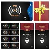 RFID & NFC Blocking Schutzhülle (12 Stück)
