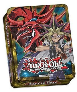 Yu-Gi-Oh! Méga-Tin Box 2016 FRANCAIS : Yugi Muto et Slifer le Dragon Céleste