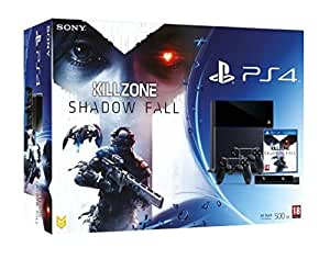 [Ancienne version] Console PS4 500 Go Noire + Killzone : Shadow Fall + Caméra PS4 + 2ème Manette PS4 Dual Shock