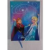 JOURNAL INTIME Elsa et Anna la Reine des neiges Disney école cm. 21x 16x 3–731611
