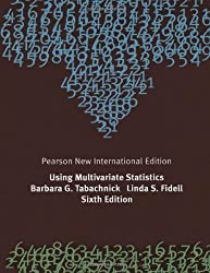 Using Multivariate Statistics by Barbara G. Tabachnick (23-Jul-2013) Paperback