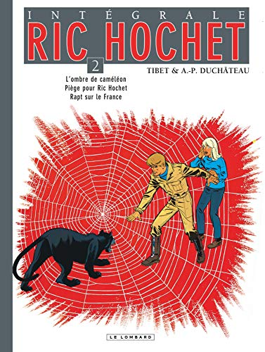 Ric Hochet : Intégrale, tome 2