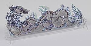 e-Raptor- Juego de Cartas coleccionables, Color incoloro (ERP1174)