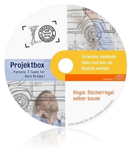 Preiswert RegalBücherregal selber bauen  Deine Projektbox inkl ... Eleganter Auftritt