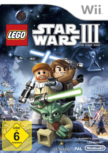 Lego Star Wars III: The Clone ()