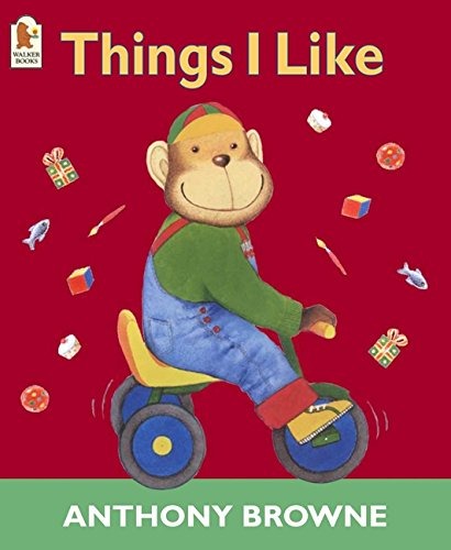 Things I Like por Anthony Browne