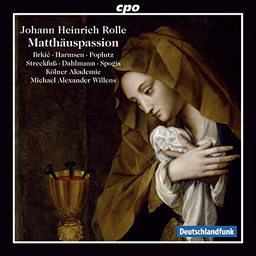 St. Matthew Passion: Wenn mein Augen schon sich schließen (Rollen Schließen)