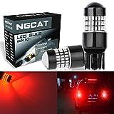 NGCAT 2900Lumen 301478-ex, Chipsätze 74437444NA 74407440NA LED Leuchtmittel mit Objektiv Projektor Bremse Drehen Signal Schwanz Backup Reverse Lampen, 12–24V rot