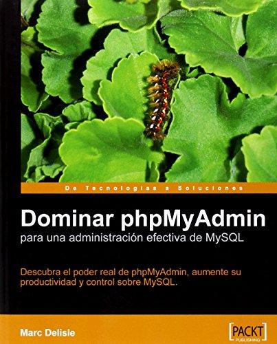 Dominar Phpmyadmin Para Una Administracion Efectiva de MySQL
