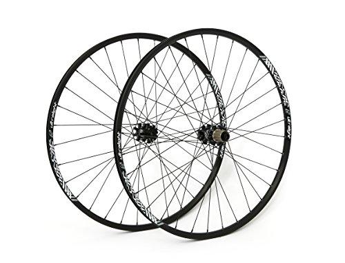 MSC Bikes MSCULTRA29XC Juego Ruedas Ultralight, Negro, 29'
