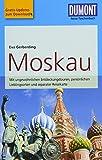 DuMont Reise-Taschenbuch Reiseführer Moskau: mit Online-Updates als Gratis-Download -