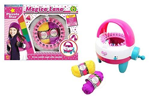 Mazzeo macchina magica lana giocattoli