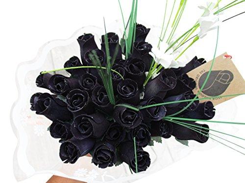 Das Original Holz Rose Blumensträuße