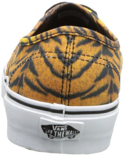 Vans U Authentic, Baskets mode mixte adulte Beige (Tiger Brown T)