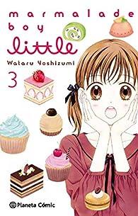 Marmalade Boy Little nº 03 par Wataru Yoshizumi