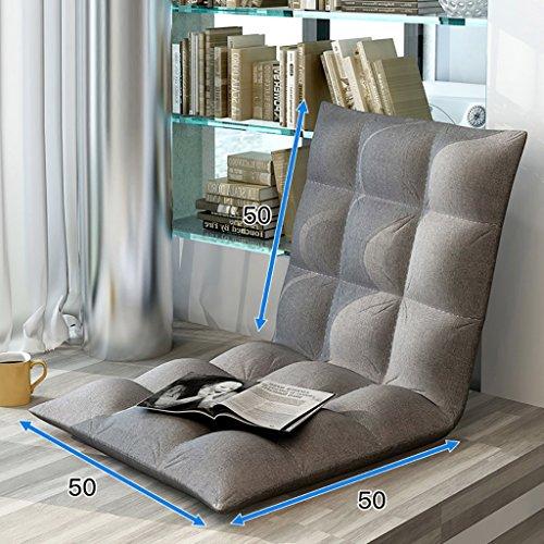 Faltbarer Fauler Kleiner Schlafcouch-Schlafzimmer-Klappstuhl-Schlafsaal-Raum-Rückenlehnen-Stuhl,...